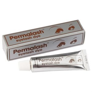 Permalash Eyelash and Brow Dye - Brown Brow and Eyelash Dye