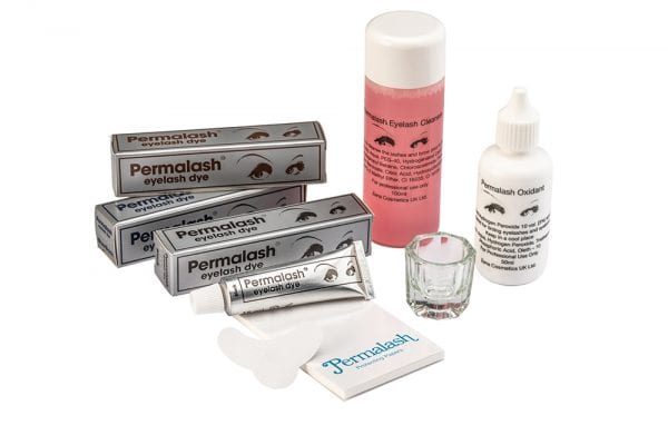 Permalash Eyelash and Brow Dye - Starter Kit